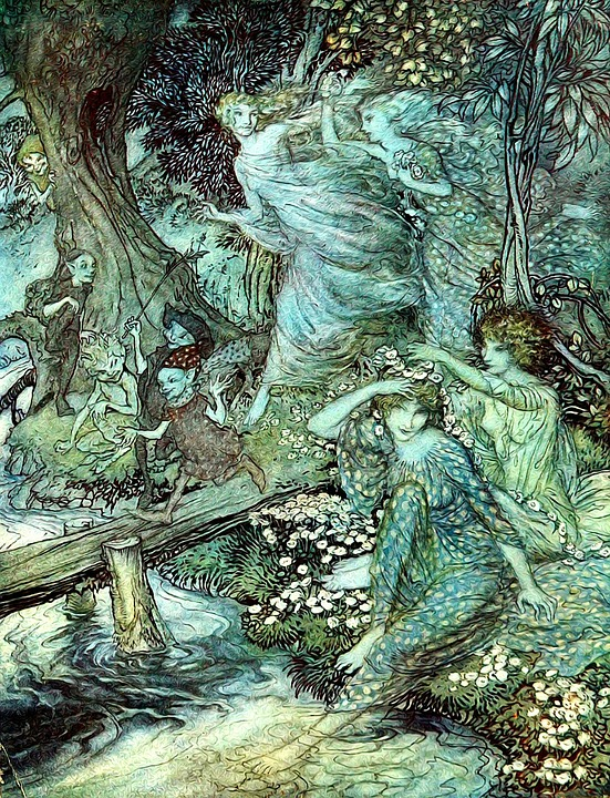 Unseen - fairies