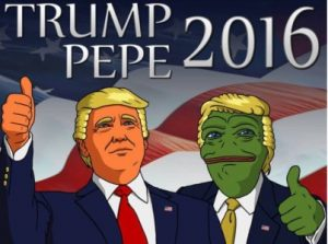 meme magic - trump pepe