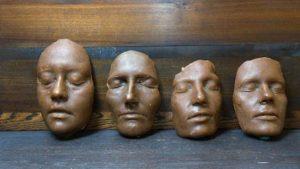 masks - death masks