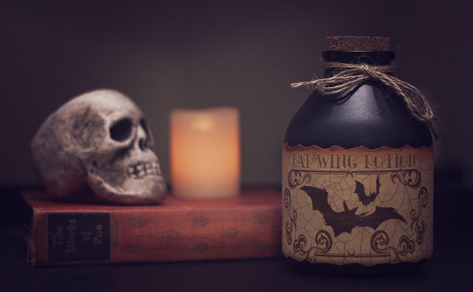 hex - halloween