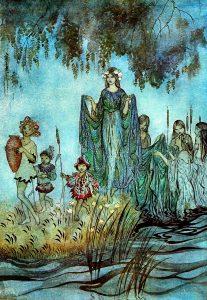 hierarchies - fairy queen