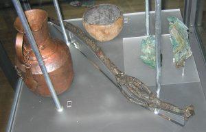 wands - iron staff