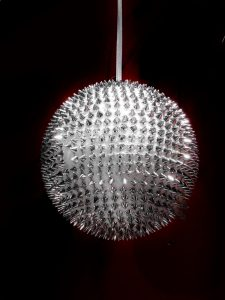 self-care discoball