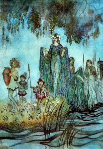 familiar - fairy queen