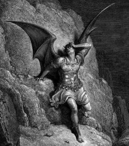 witchcraft - satan