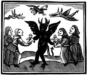 witchcraft - devil
