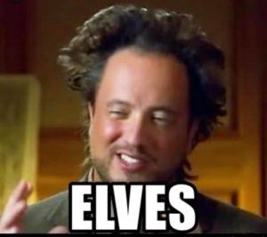 ancestors - elves