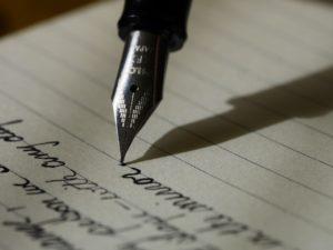 Ancestors -letter