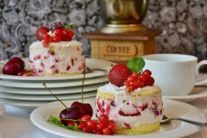 shrine - cake